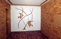 ремонт стен в Киселевске