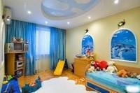 Отделка детской комнаты в Киселевске