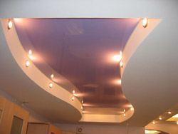 Ремонт и отделка потолков в Киселевске. Натяжные потолки, пластиковые потолки, навесные потолки, потолки из гипсокартона монтаж