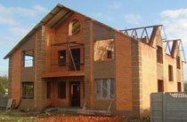Строительство домов из кирпича в Киселевске и пригороде