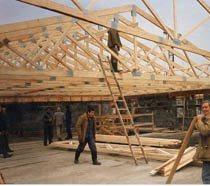 Строительство крыш в Киселевске и пригороде