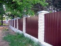 Строительство заборов, ограждений в Киселевске